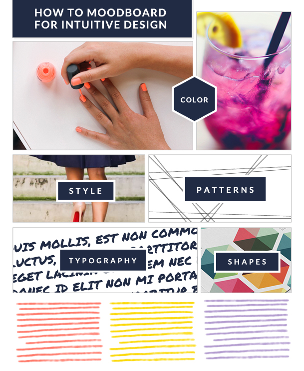 How To Create A Mood Board For Intuitive Web Design